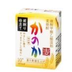 かのか 麦焼酎 10°麦 10度 180ml 紙パック 1ケース30本  アサヒビール株式会社