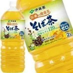 伝承の健康茶 そば茶 ペット 2000mlx6本