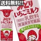 九州乳業 みどり いちごミルク 200ml紙パック×48本 [24本×2箱]   [賞味期限:製造から90日]  [送料無料] 【4〜5営業日以内に出荷】