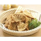 ニチレイ)鶏皮せんべい500g クール [冷凍] 便にてお届け 【業務用食品館 冷凍】