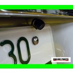 超小型バックカメラ ナンバープレート共締めステー付き 汎用カメラ SMB-CAM01 送料無料