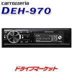 DEH-970 PIONEER パイオニア CD/Bluetooth/USB/SD/対応デッキ 日本語表示で快適操作【取寄商品】