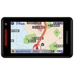 GWR203sd GPSレーダー探知機 取締路線点滅表示 静電式タッチパネル SUPER CAT ユピテル