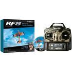 リアルフライト8  インターリンクエディション(Mode1送信機、DVD付属セット) - RealFlight 8 R/C Simulator