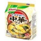 味の素 株式会社 「クノール(R) 中華スープ」5食入袋 29g×10個セット 【■■】