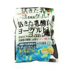 Tポイント13倍相当 佐久間製菓 活きた乳酸菌ヨーグルト 90g【飴・キャンディ】