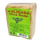 Tポイント5倍相当 自然工房 SKアリババ石けん 230g SK ALIBABA Olive Soap <手作りオリーブ石鹸> <シャンプー・ボディーソープ・洗顔に>