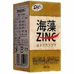 Tポイント8倍相当 株式会社阪本漢法製薬 海藻ZINC 33粒