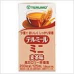 テルモ テルミールミニ125ml(TM-M1601224・麦茶味)24個入×2個セット (発送までに7〜10日かかります・ご注文後のキャンセルは出来ません)