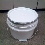 12Lプラスチック製オープンペール缶(蓋・外レバーバンド付き) p4y