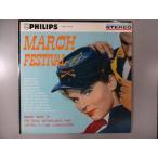 【中古レコード】リーンショーテン/ロイヤル・ネヴィーバンド/マーチの祭典[LPレコード 12inch]