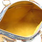 ルイ・ヴィトン ネオ スピーディ M95019(廃番) ハンドバッグ モノグラムデニム LOUIS VUITTON  LV インディゴ(ブルー) 中古 (銀座店)/DH55298