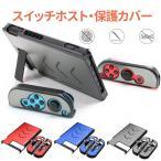 nintendo switch カバー ケース ニンテンドースイッチ ホスト ジョイコン コントローラ用 メタルプロテクター