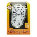 タイムワープ棚時計 Can You Imagine 2320 Melting Clock  並行輸入品