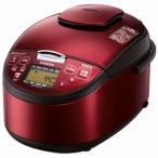 炊飯ジャー HITACHI 圧力スチームIH炊飯器 5.5合 レッド RZ-SG10J-R