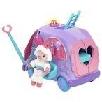 Disney Doc McStuffins(ドックはおもちゃドクター)トーク&ミュージック Mobile Clinic 並行輸入品