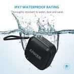 防水Bluetoothスピーカー Anker SoundCore Sport  【IPX7 防水&防塵認証 / 10時間連続再生 / 内蔵マイク搭載 】 A3182011