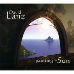 輸入盤 DAVID LANZ / PAINTING THE SUN [CD]