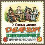��͢���ס�R. CRUMB �� HIS CHEAP SUIT SERENADERS R.�������ҥ��������ס������ġ�����͡���������PERSIAN RUG CRYING MY BLUES AWAY(CD)