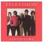 【輸入盤】TELEVISION テレヴィジョン/ADVENTURE(CD)
