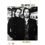 【輸入版】DEL AMITRI デラミトリ/GOLD COLLECTION : VIDEOS(DVD)