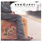 【輸入盤】BON JOVI ボン・ジョヴィ/THIS LEFT FEELS RIGHT : GH WITH(CD)