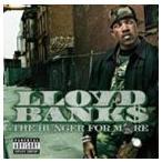 【輸入盤】LLOYD BANKS ロイド・バンクス/HUNGER FOR ME(CD)