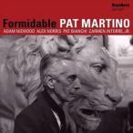 【輸入盤】PAT MARTINO パット・マルティーノ/FORMIDABLE(CD)