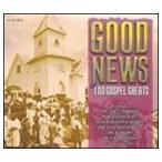 【輸入盤】VARIOUS ヴァリアス/GOOD NEWS : 100 GOSPEL GREATS(CD)