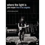 Where the Light Is  John Mayer Live in Los Angele  DVD   Import