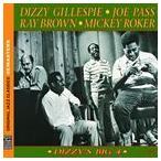 【輸入盤】GILLESPIE/PASS/BROWN/ROKER ギレスピー/パス/ブラウン/DIZZY'S BIG 4 (REMASTERED)(CD)