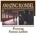 輸入盤 AMAZING BLONDEL / EVENSONG/FANTASIA LINDUM [2CD]