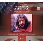 輸入盤 FRANK ZAPPA / RARE GEMS FROM THE VAULT