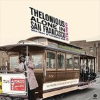 ��͢���ס�THELONIOUS MONK ����˥�������󥯡�ALONE IN SAN FRANCISCO(CD)