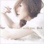 BoA/be with you.(通常盤)(CD)