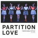東京女子流/Partition Love(Type-A/CD+DVD ※Partition Love Music Video他収録)(CD)