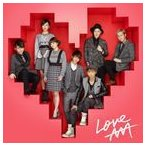 AAA/Love(CD+DVD)(CD)