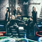 lol/boyfriend/girlfriend(CD)