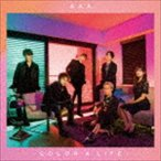 AAA / COLOR A LIFE [CD]