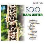 カール・ライスター(cl)/ソロ(CD)
