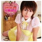 小阪由佳 / Life for you(CD+DVD) [CD]