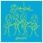 SCANDAL/OVER DRIVE(通常盤)(CD)