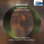 ウラディーミル・アシュケナージ(cond)/マーラー: 交響曲第4番&第6番 悲劇的(CD)