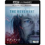 レヴェナント:蘇えりし者(4K ULTRA HD Blu-ray)(Blu-ray)