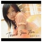 岩田さゆり/Thank You For...(CD)