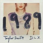 テイラー・スウィフト/1989〜デラックス・エディション(デラックス盤/CD+DVD)(CD)