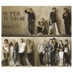 SUPER JUNIOR / Marry U(通常盤/CD+DVD/ジャケットA) [CD]