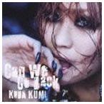 倖田來未/Can We Go Back(初回生産限定盤/CD+DVD/ジャケットA)(CD)