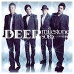 DEEP/milestone/SORA〜この声が届くまで〜(CD+DVD/ジャケットA)(CD)