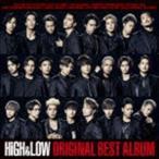 HiGH & LOW ORIGINAL BEST ALBUM(2CD+Blu-ray+スマプラ)(CD)